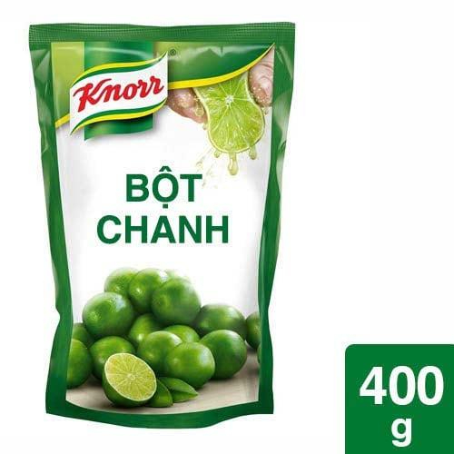 Knorr Lime Seasoning Powder 400g - A versatile seasoning with refreshing test of lime