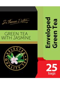 Sir Thomas Lipton Green Tea with Jasmine 2g x 25