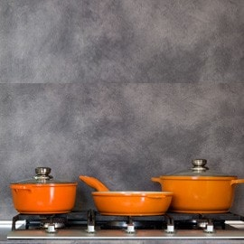 2. Pots and Pans